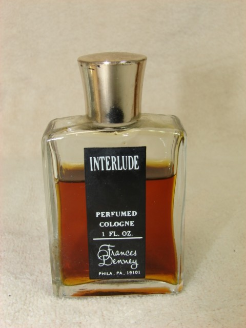 Vintage Frances Denney Interlude Perfume Decant Sample
