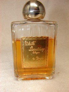 Vintage White Shoulders Cologne Decant