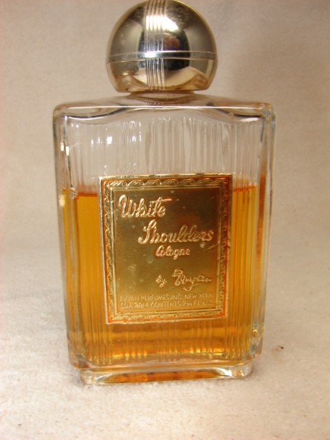 Vintage White Shoulders Cologne Decant Perfume Sample