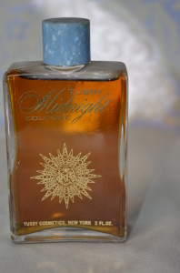 Sample Fragrance Decant of Vintage Midnight Eau de Cologne by Tussy