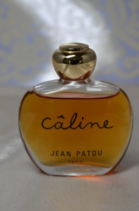 Decanted Sample of Vintage Caline Pure Parfum by Jean Patou