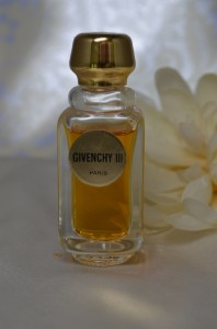 Vintage Pure Parfum Givency III Perfume Decant | Decanted Sample of French Perfume