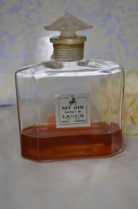 Vintage Lanvin My Sin Extrait | Decanted Rare French Perfume Sample
