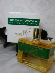Jacques Fath Green Water Eau de Toilette