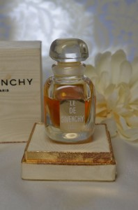 Pure Parfum Le De Givency Perfume Decant | Vintage Decanted Sample of French Perfume