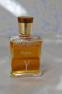 "Vintage Yves St Laurent ""Y"" Parfum Sample Decant"