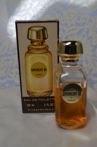 Givenchy III Vintage EDT Decanted Samples