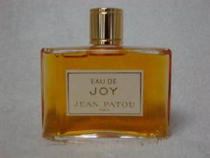 Eau de Joy Jean Patou Perfume Sample