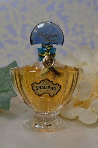 Decant Sample Perfume of Vintage Shalimar by Guerlain