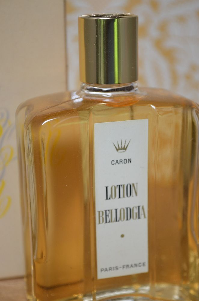 sample vintage bellodgia cologne by caron  u2013 legendary