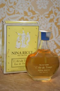 Nina Ricci Vintage L'Air du Temps EDT Perfume Sample