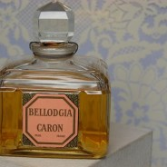 3.4 Oz Bellodgia Parfum by Caron in Original Box – Baccarat Bottle – Pure Perfume