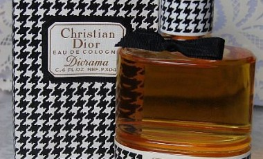Vintage Diorama EDC by Christian Dior 4 Oz Bottle New in Box